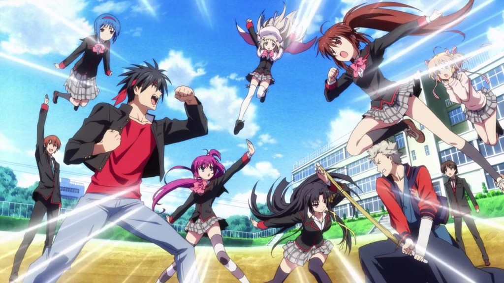 Little Busters! - OVA (720p Hi10P)